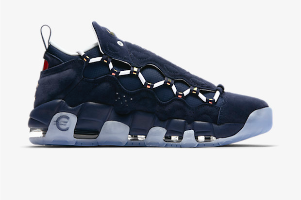 Nike Air More Money Bulle
