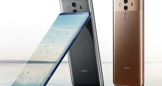 Pourquoi le Huawei Mate 10 Pro est le Smartphone le plus performant ?
