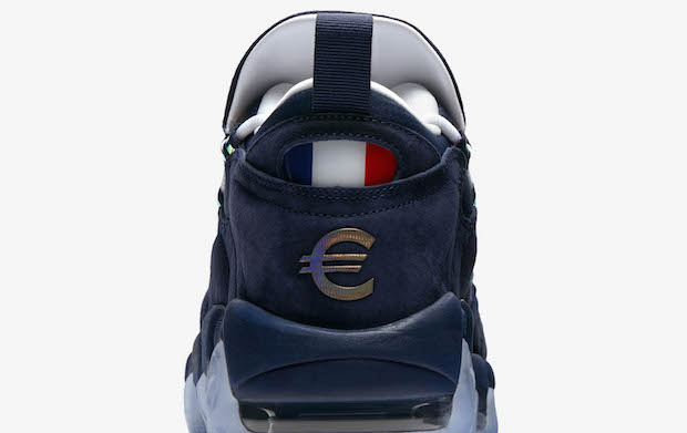 La Nike Air More Money QS, pour les fans de basket et de € !