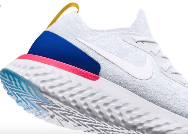Nike React legerter