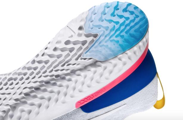 Nike React resistant