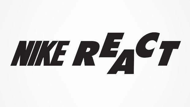 Nike React souple