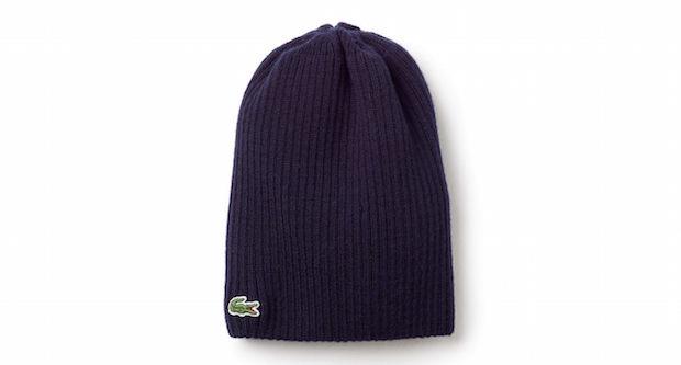 Selection Lacoste hiver homme bonnet