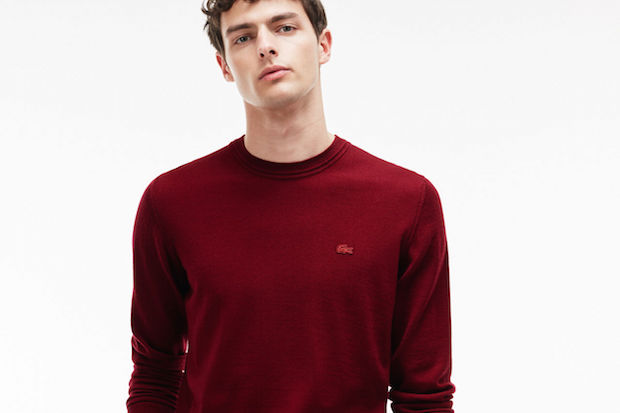 Selection Lacoste hiver homme