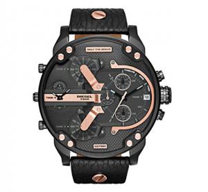 Selection des meilleures montres homme en solde Diesel