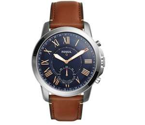 Selection des meilleures montres homme en solde Fossil Co