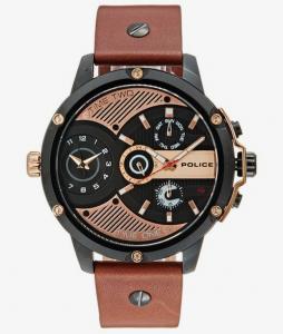 Selection des meilleures montres homme en solde Police