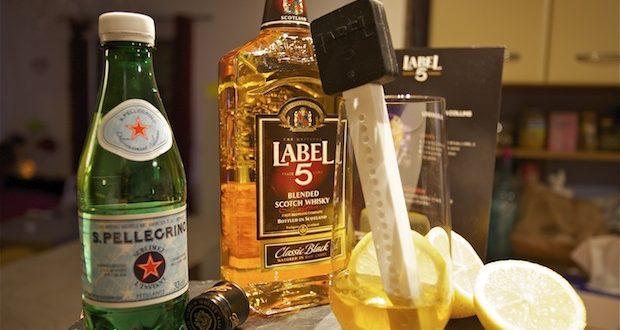 [Test & Avis] L'agitateur connecté Label 5 pour des cocktails parfaits !