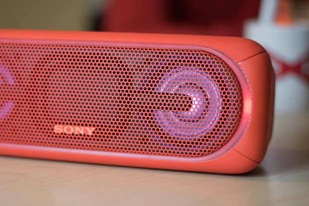 test avis sony xb40 extra bass enceinte bluetooth 0