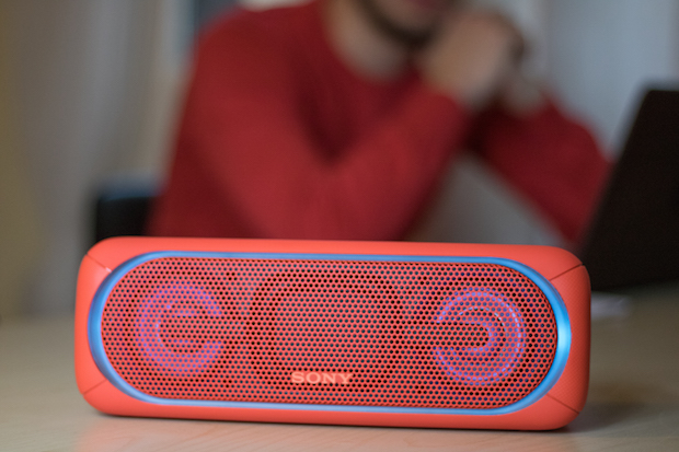 test avis sony xb40 extra bass enceinte bluetooth 9