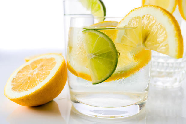 Astuces gueule de bois eau citron