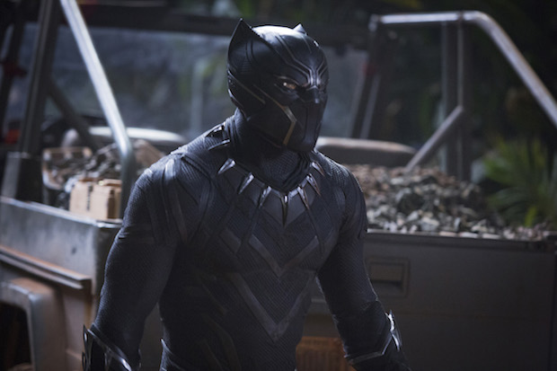 black panther critique avis costume