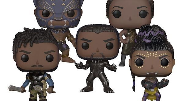 figurine pop black panther funko film meilleur