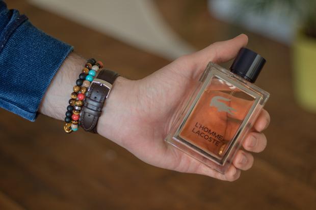 lhomme lacoste avis parfum test homme flacon