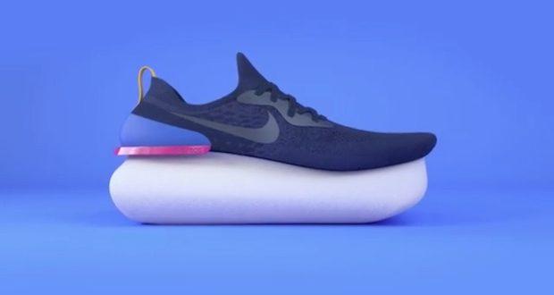 Nike Epic React, le nouveau bijou de la marque