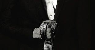 saint valentin 50 nuances cravate