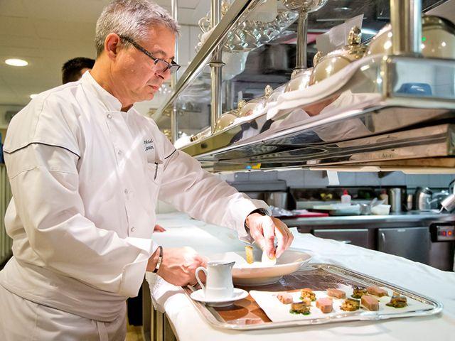 smartbox restaurant gastronomique