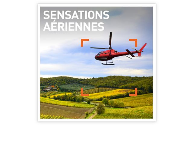smartbox sensations aeriennes