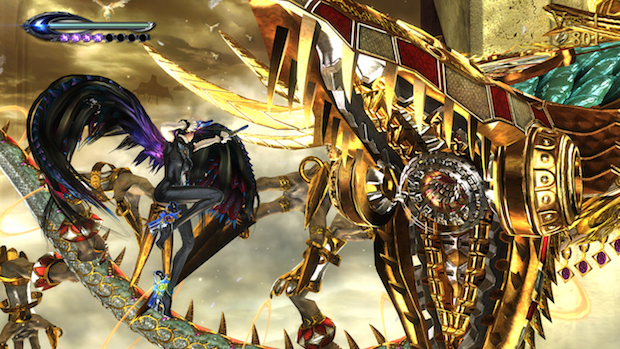 test bayonetta 2 switch nintendo avis blog jeux video boss