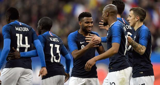 Maillot equipe de France Coupe du Monde 2018