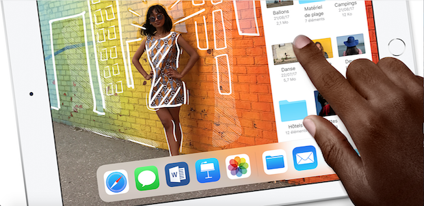 Nouvel iPad plus performant