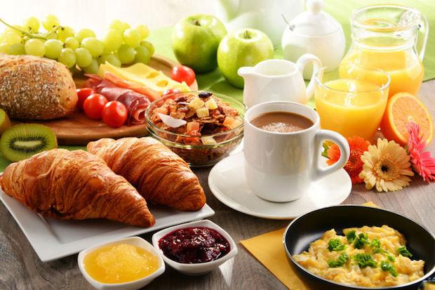 Prendre un bon petit dejeuner