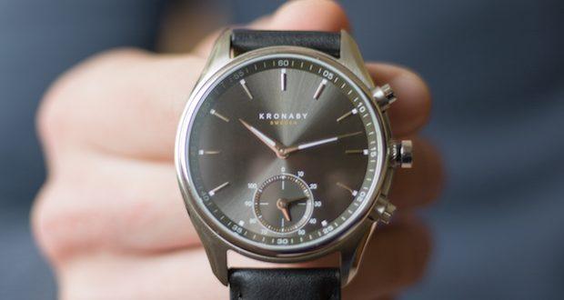 [Test & Avis] Montre connectée Kronaby Sekel – Au service de votre concentration !