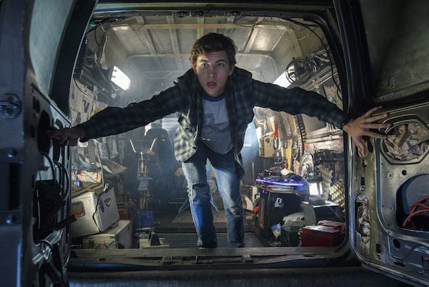 critique ready player one spielberg
