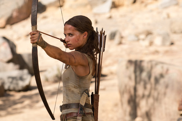 critique tomb raider film avis 2018