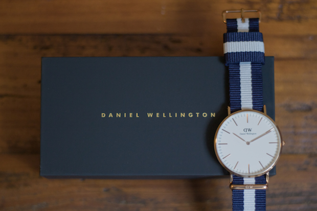 montre daniel wellington 1-2