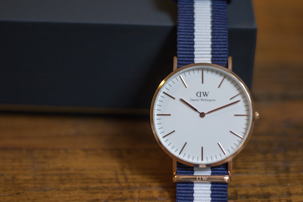 montre daniel wellington 2