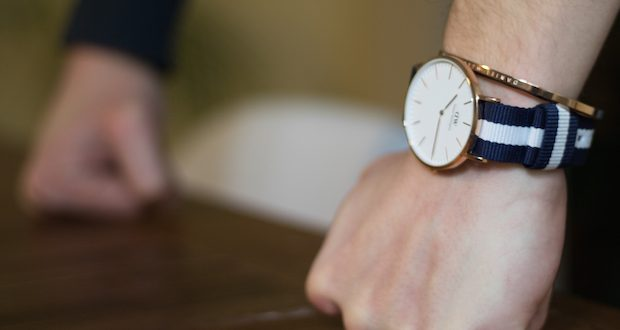 montre daniel wellington 8