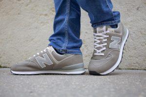 new balance 574 test avis Classic Grey style