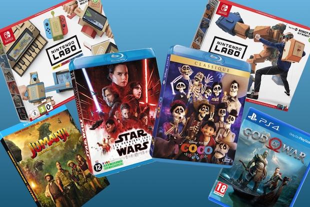 selection culturelle avril 2018 film jeux vidéo