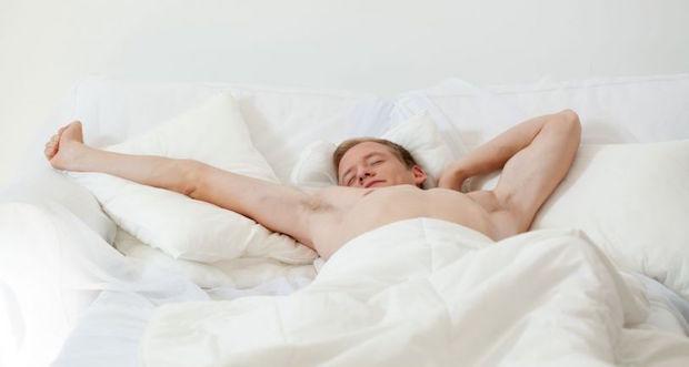 s'etirer le matin