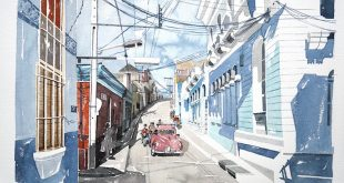 tableau-peinture-kazoart-cuba-santiago