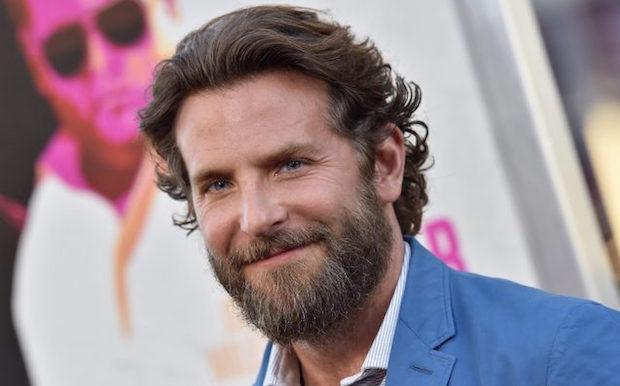 Bradley Cooper cheveux longs