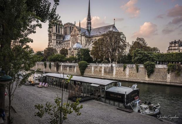 Les plus beaux restaurants sur la Seine la nouvelle seine