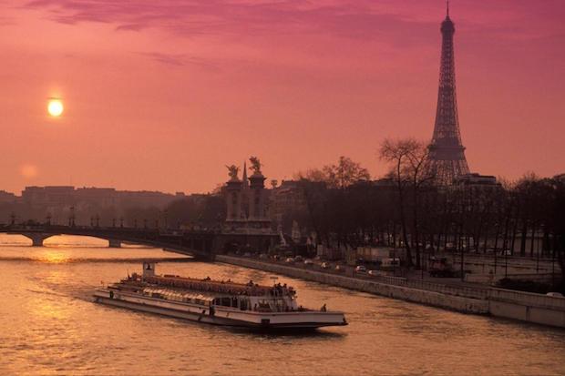 Les plus beaux restaurants sur la Seine