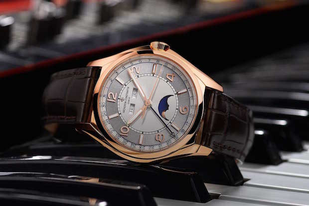 "Vacheron Constantin ""Fiftysix"", le temps devient intemporel"