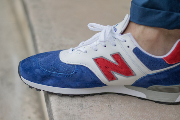 new balance 576 test avis made in UK 10