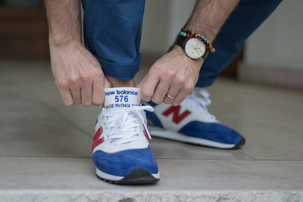 new balance 576 test avis made in UK