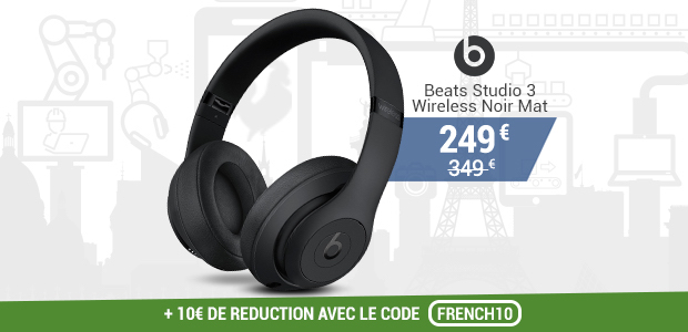 vente du diable french days beats casque