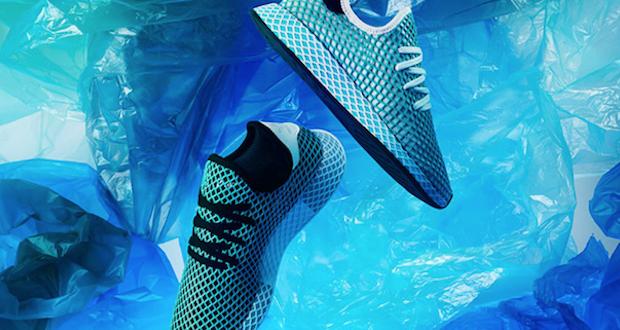 Adidas Deerupt Parley collab