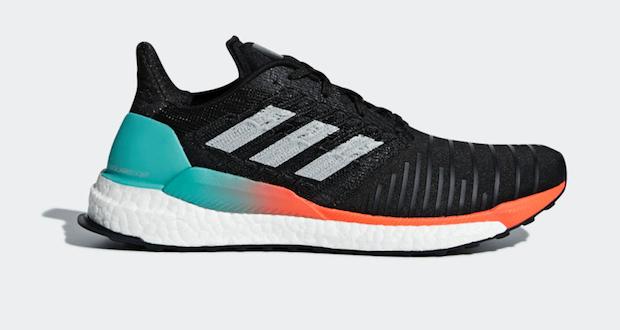 Adidas Solarboost, amorti et maintient au top !