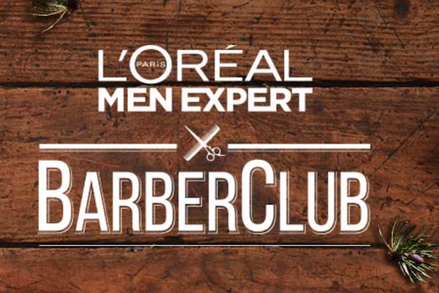 L'Oreal Barber Club Men