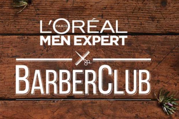L'Oreal Barber Club Men