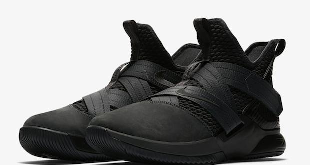 Nike LeBron Soldier 12 SFG Dark 23