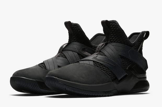 Les Nike LeBron Soldier 12 SFG Dark 23 de Lebron James