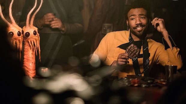 critique solo-a-star-wars-story-avis donald glover